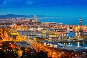 Barcelona city planning