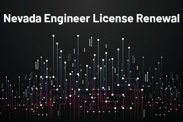 Nevada Engineer License Renewal