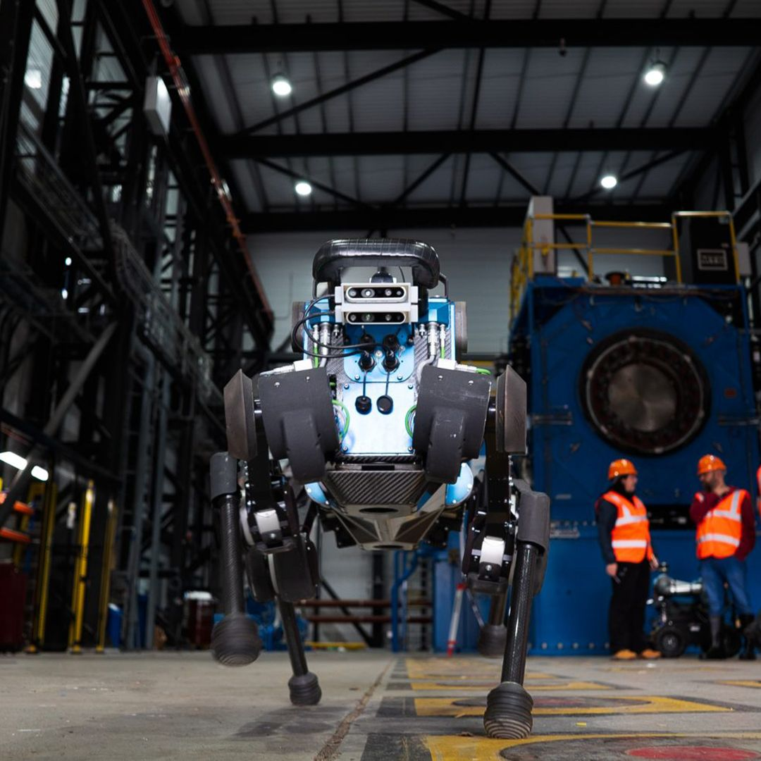 Robots to Work in Offshore Energy